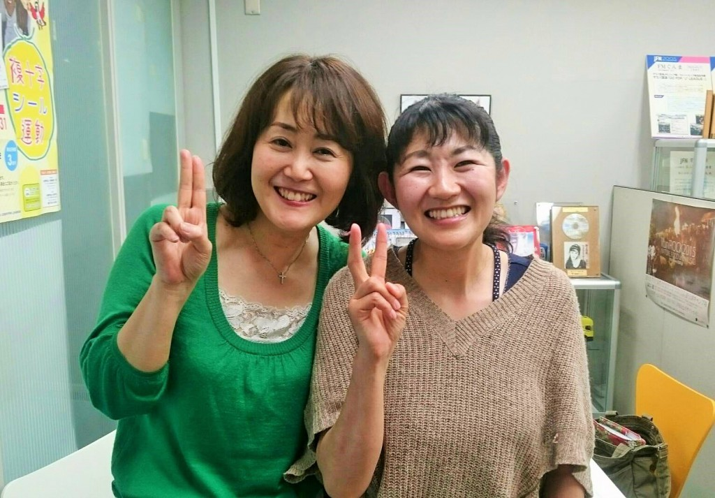 FMぐんま ラジオ出演!!